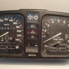 Coches y Motocicletas: CUENTAKILOMETROS BMW K75 / K100 CON SOPORTE Y PIEZAS DE RECAMBIO. Lote 236491905