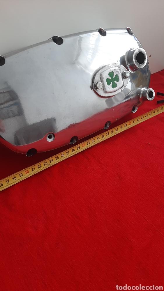 Coches y Motocicletas: antigua tapa ossa pulida - Foto 4 - 245945805