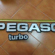 Coches y Motocicletas: ANAGRAMA PEGASO. Lote 246233015