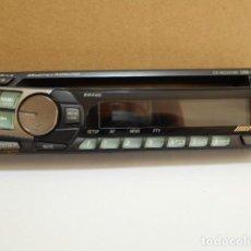 Coches y Motocicletas: CARATULA FRONTAL EXTRAÍBLE RADIO ALPINE CDE - 9801R. Lote 199710780