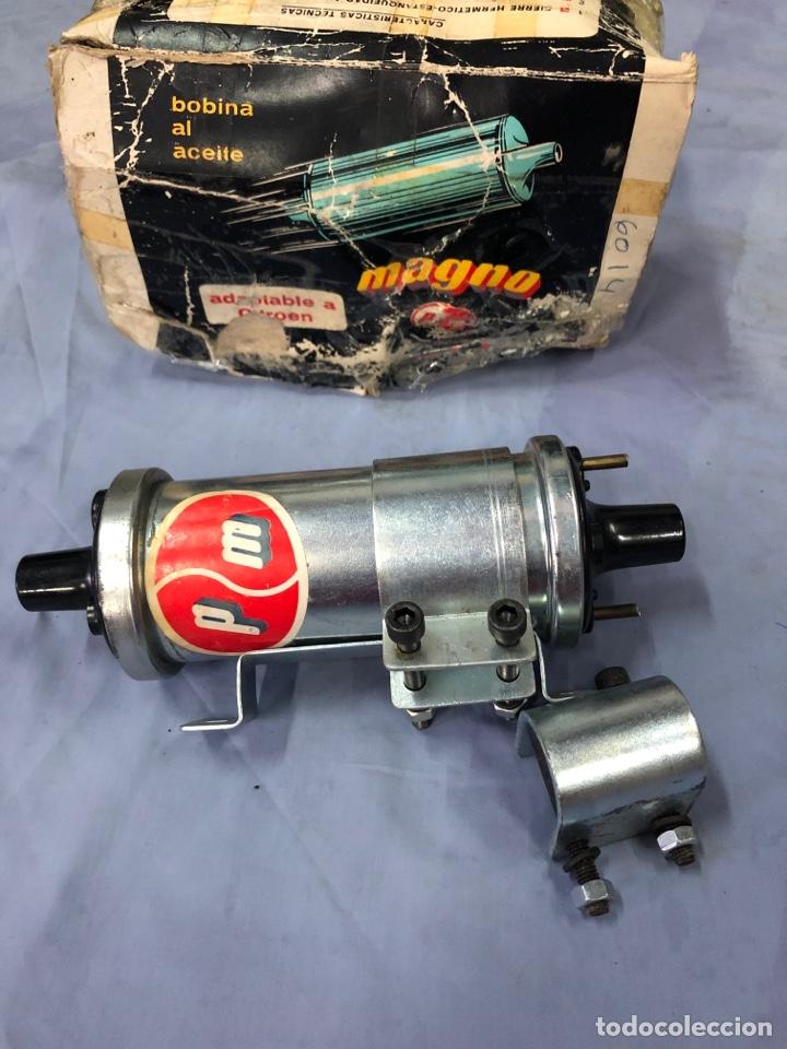 BOBINA DE ENCENDIDO MAGNO 6 V ( CITROEN 2CV) (Coches y Motocicletas - Repuestos y Piezas (antiguos y clásicos))