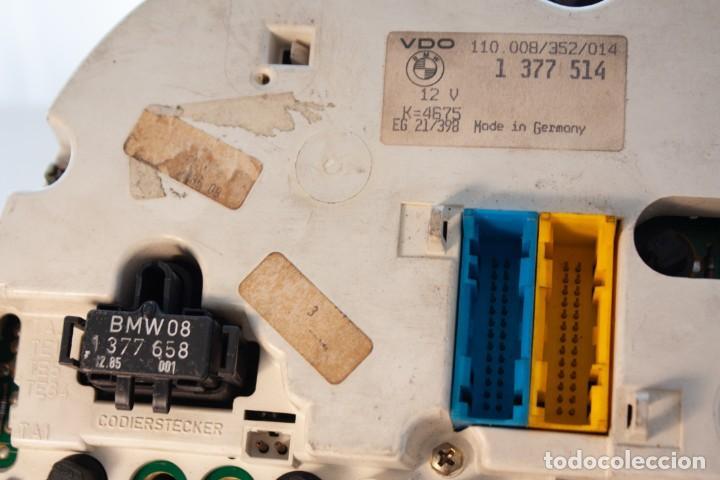 Coches y Motocicletas: Cuentakilómetro BWM Serie 5 524td - Foto 2 - 253572590