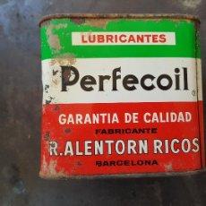 Coches y Motocicletas: LUBRICANTES PERFECOIL BARCELONA. Lote 254194640