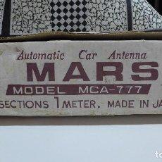 Coches y Motocicletas: ANTENA AUTOMATICA MOTORIZADA MARS MCA-777. Lote 254646255