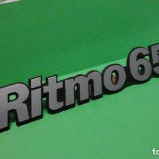 Coches y Motocicletas: ANAGRAMA RITMO 65. Lote 257547320