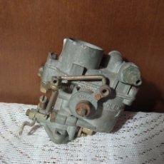 Coches y Motocicletas: CARBURADOR SOLEX CLASICO PARA SEAT 600. Lote 262153730