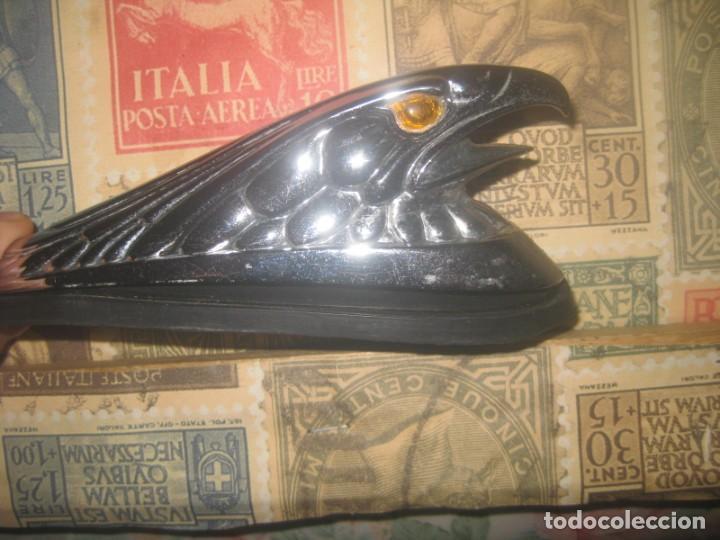 Coches y Motocicletas: Aguila ojos luz guardabarros custom chooper harley davidson lleva conexion para luz lea descripcion - Foto 3 - 262244080