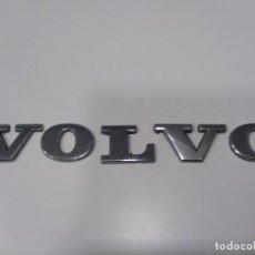 Coches y Motocicletas: LETRAS VOLVO.. Lote 268952509