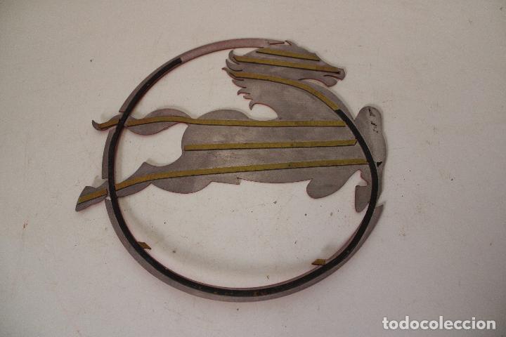 Coches y Motocicletas: LOGO, ANAGRAMA, CHAPA DE CAMIÓN PEGASO. metal - Foto 2 - 277114973
