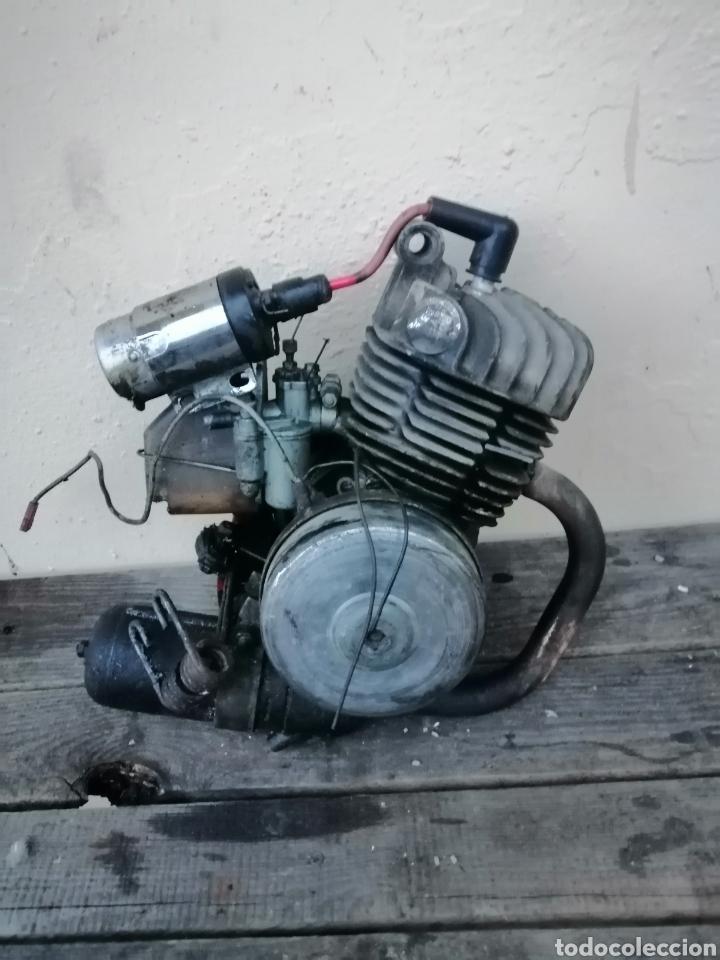 ANTIGUO MOTOR G.A.C.EIBAR 1974 (Coches y Motocicletas - Repuestos y Piezas (antiguos y clásicos))