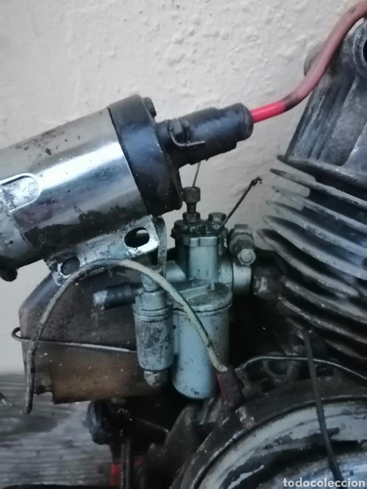 Coches y Motocicletas: ANTIGUO MOTOR G.A.C.EIBAR 1974 - Foto 7 - 287785523