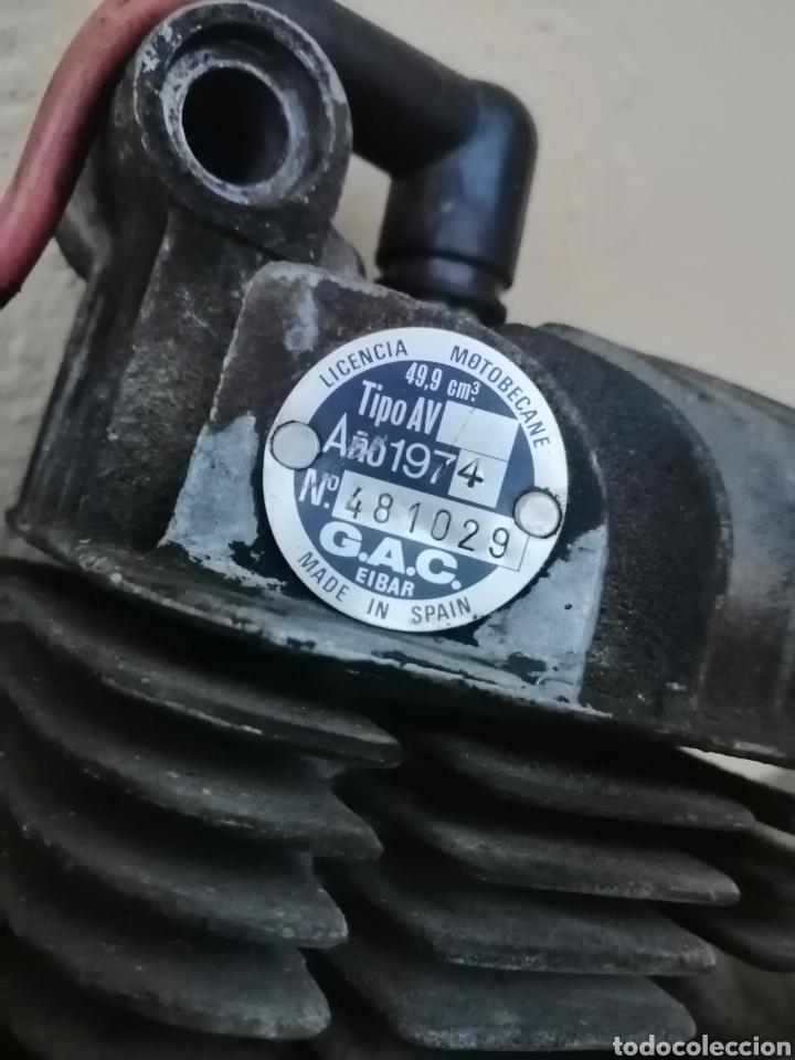 Coches y Motocicletas: ANTIGUO MOTOR G.A.C.EIBAR 1974 - Foto 10 - 287785523