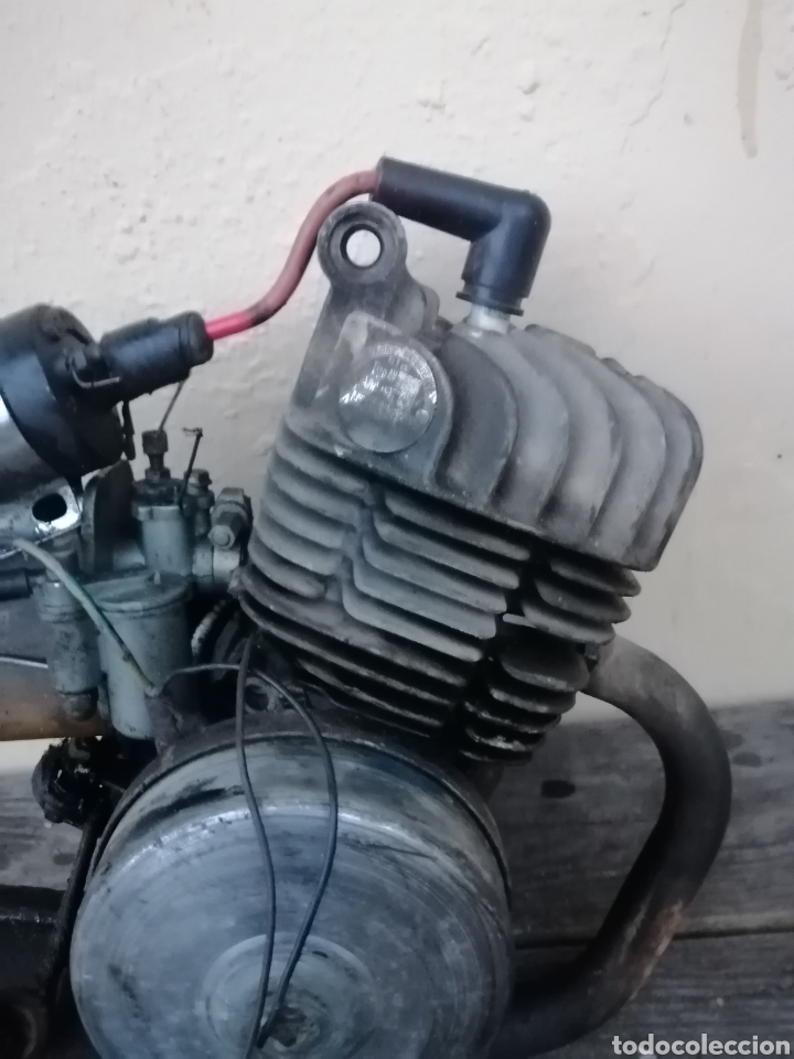 Coches y Motocicletas: ANTIGUO MOTOR G.A.C.EIBAR 1974 - Foto 2 - 287785523