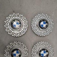 Coches y Motocicletas: TAPACUBOS DE LLANTAS DE RADIO AUTOMOVIL BMW. Lote 288742073