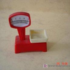 Repuestos y piezas: REPLICA BASCULA - 4.8 X 2.6 X 6 CM. - PLASTICO -. Lote 17498000