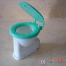 Repuestos y piezas: TAZA DE WATER - 6.3 X 5 X 6.1 CM. - PLASTICO -. Lote 26565553