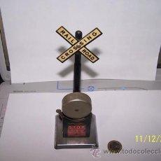 Pièces détachées et composants: SEÑAL SONORA DE TREN ANTIGUO. Lote 34827151