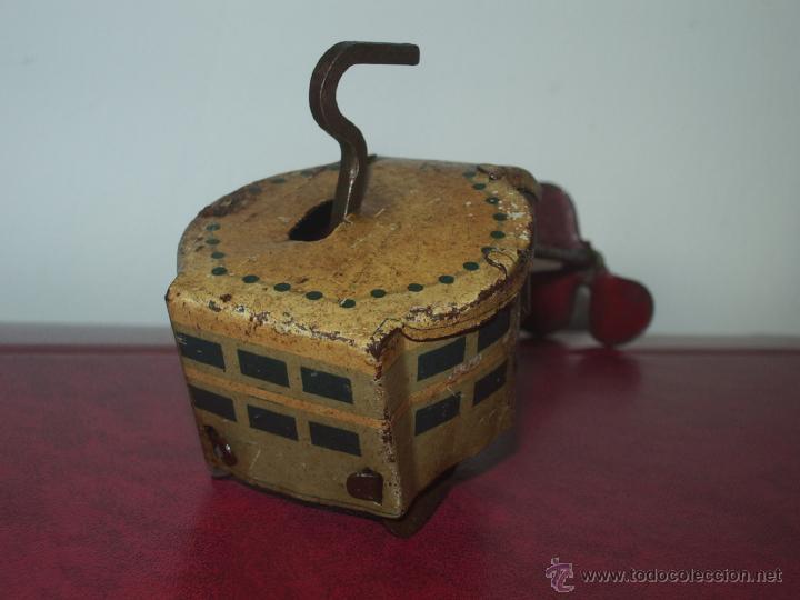 Repuestos y piezas: Motorcito cuerda. Barco. - Foto 3 - 44790030
