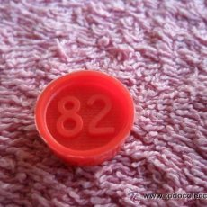 Pièces détachées et composants: BOLA 82 LOTERIA-BINGO JUEGOS REUNIDOS GEYPER 65 DE BIZAK . Lote 45013665