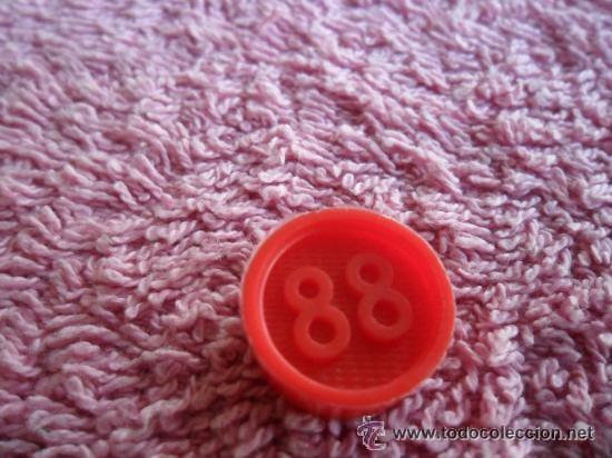 BOLA 88 LOTERIA-BINGO JUEGOS REUNIDOS GEYPER 65 DE BIZAK (Juguetes - Repuestos y Piezas)