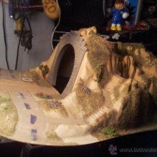 Ricambi e pezzi: MAQUETA DE TUNEL GRANDE PARA TRENES ESCALA H0. Lote 45563338
