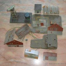 Repuestos y piezas: LOTE DE PIEZAS PARA MAQUETA DE TRENES HO. Lote 50701002