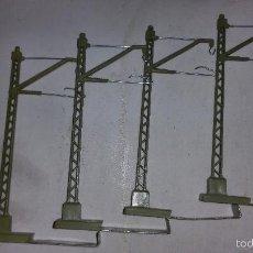 Repuestos y piezas: FAROLA DE TENDIDO ELECTRICO DE TEN,ELECTROTREN O MARKLIN. Lote 57261951