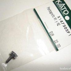 Repuestos y piezas: PANTOGRAFO M1 Y M2 KATO ESCALA N. Lote 72132227
