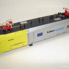 Trenes Escala: CARROCERIA DE LOCOMOTORA ELECTRICA BR 182 TAURUS HOBBYTRAIN ESCALA N. Lote 72995059