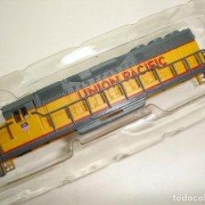 Trenes Escala: CARROCERIA DE LOCOMOTORA AMERICANA UNION PACIFIC BACHMANN ESCALA N. Lote 72995979