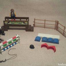 Repuestos y piezas: LOTE HIPICA PLAYMOBIL. Lote 83644820