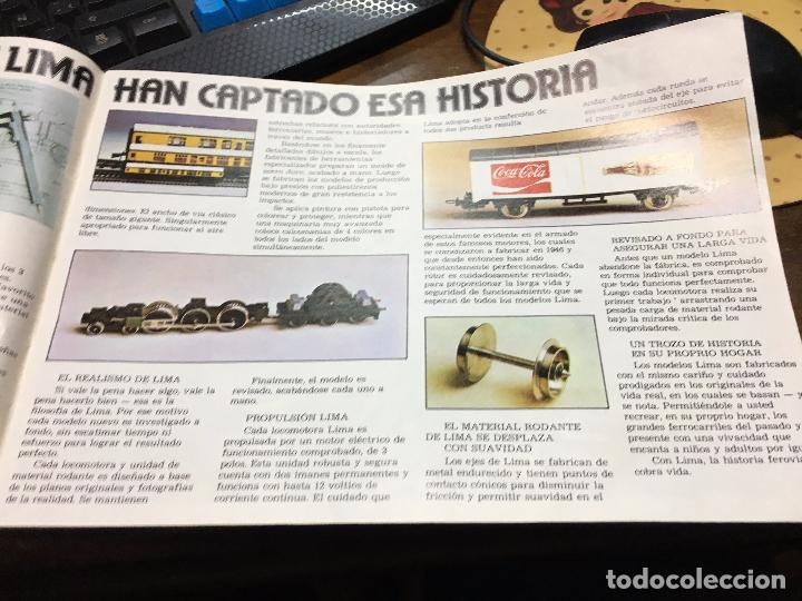 Repuestos y piezas: LA GUIA COMPLETA DE LOS MODELOS DE TREN LIMA PARA 1978/79 - Foto 2 - 89093600