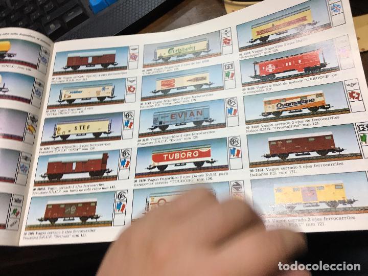 Repuestos y piezas: LA GUIA COMPLETA DE LOS MODELOS DE TREN LIMA PARA 1978/79 - Foto 11 - 89093600