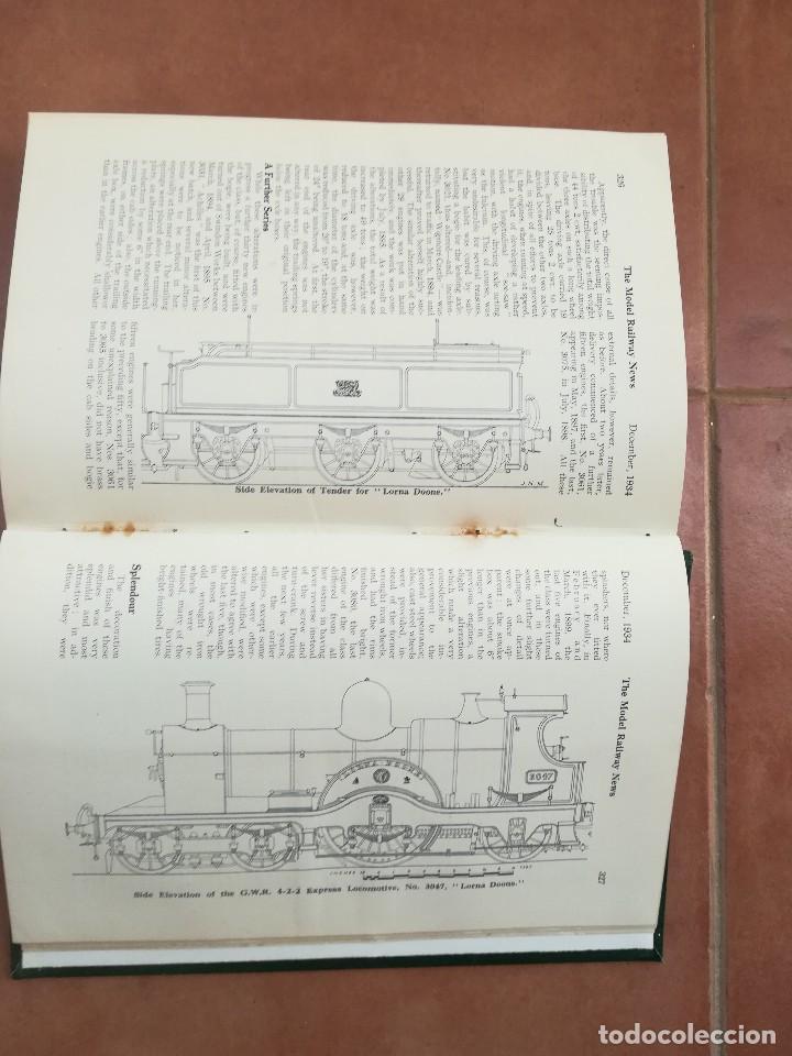 Repuestos y piezas: LIBRO,12 REVISTAS TEMA VAGONES,TRENES,FERROCARRIL,VIAS,ESTACIONES,AÑO 1934,COLECCIONISMO FERROVIARIO - Foto 7 - 108815379