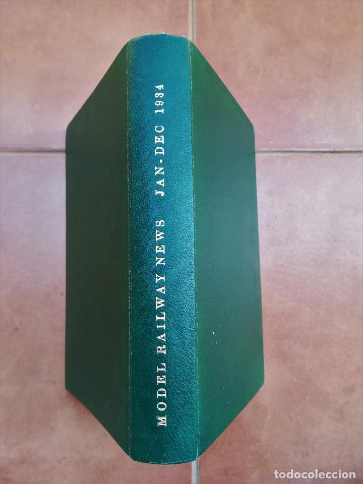 Repuestos y piezas: LIBRO,12 REVISTAS TEMA VAGONES,TRENES,FERROCARRIL,VIAS,ESTACIONES,AÑO 1934,COLECCIONISMO FERROVIARIO - Foto 9 - 108815379