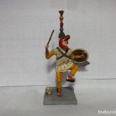 Repuestos y piezas: (40) GUERRERO EN DANZA - PLOMO.. Lote 109150559