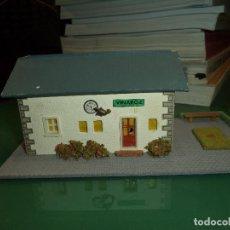 Repuestos y piezas: MAQUETA ESTACION VINAROZ. Lote 113850799