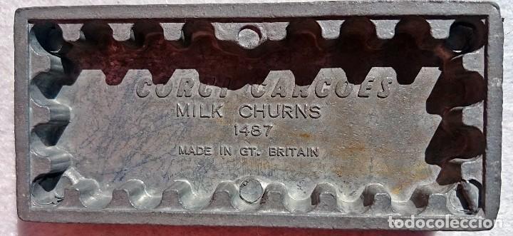 Repuestos y piezas: CORGI TOYS 1487 CORGI CARGOES MILK CHURNS MADE IN GT. BRITAIN - Foto 3 - 114252023