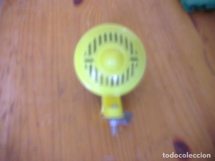 BOCINA CLAXON TIMBRE PITO ANTIGUO BICICLETA VEHICULOS NIÑOS HORN HORN BELL BELL OLD BICYCLE CHILDRE (Juguetes - Repuestos y Piezas)