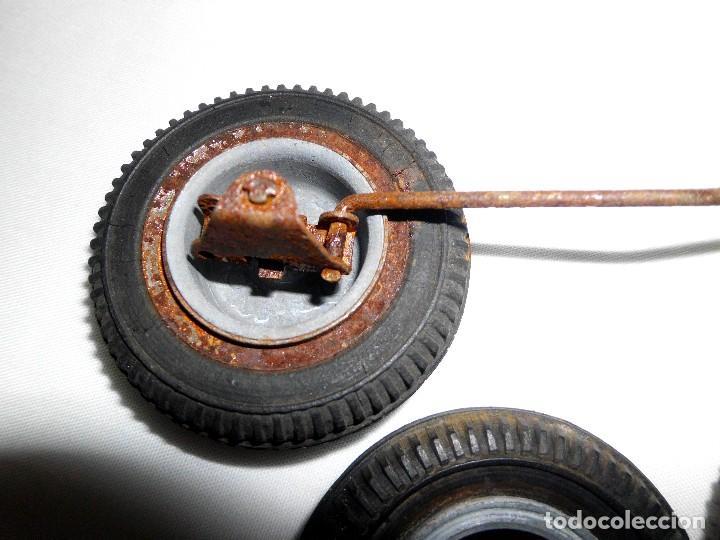 Repuestos y piezas: REPUESTO 4 RUEDAS COCHE ANTIGUO - Foto 5 - 117153643