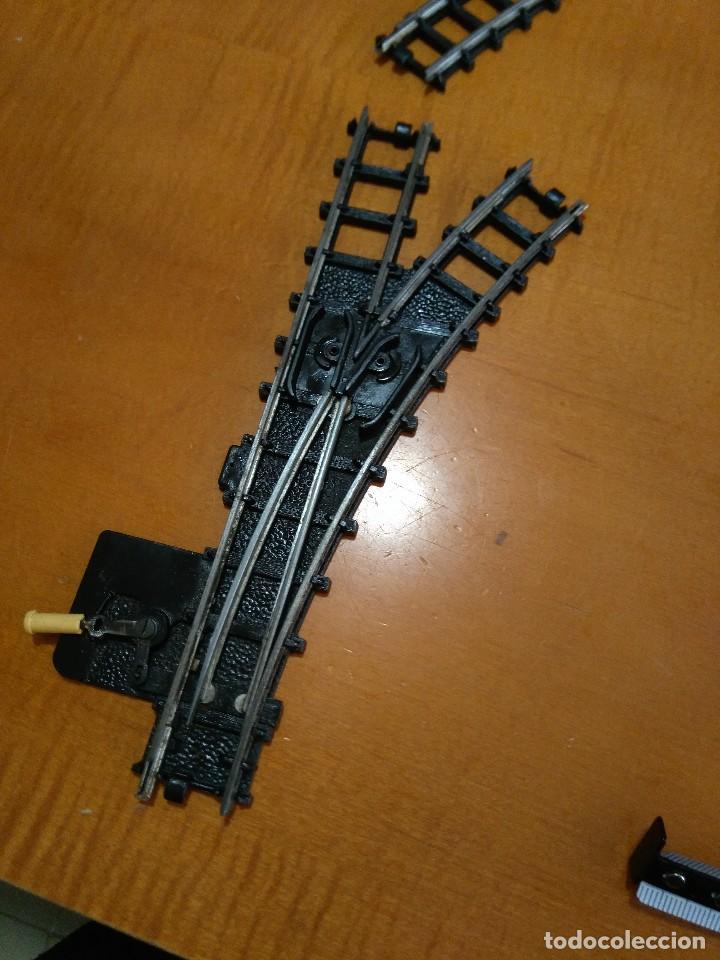 Repuestos y piezas: Desviadores vías y vías marca Triang made in England - Foto 2 - 119550315