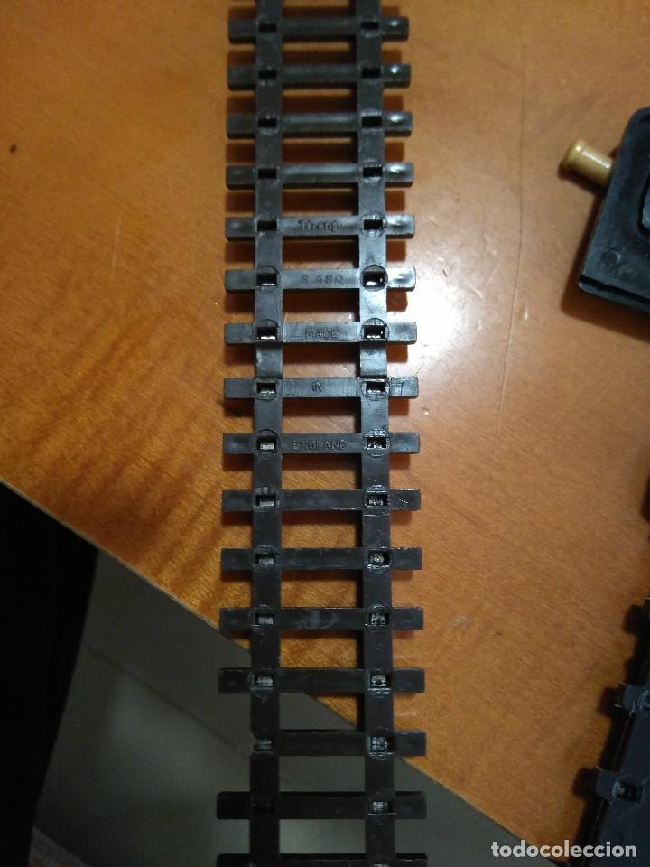 Repuestos y piezas: Desviadores vías y vías marca Triang made in England - Foto 4 - 119550315