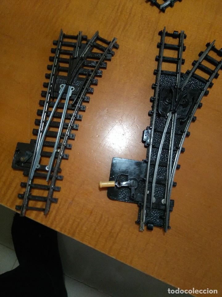 Repuestos y piezas: Desviadores vías y vías marca Triang made in England - Foto 5 - 119550315