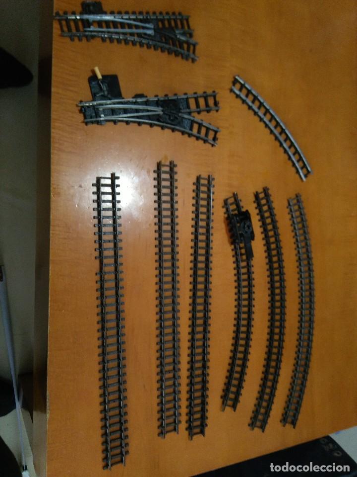 Repuestos y piezas: Desviadores vías y vías marca Triang made in England - Foto 6 - 119550315