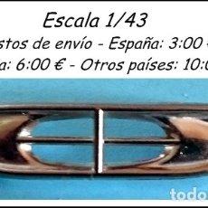 Trenes Escala: PARRILLA DELANTERA CAMIÓN PEGASO ORIGINAL DE NACORAL. Lote 94187740