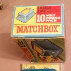 Repuestos y piezas: TRANSFORMADOR MATCHBOX. 10 VOLT POWER PACK. . VELL I BELL. Lote 142587018