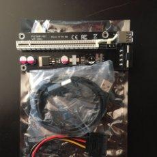 Repuestos y piezas: MINERÍA Y CRIPTOMONEDAS CON PCI. Lote 143049004