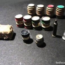 Repuestos y piezas: MERCANCÍAS ESCALA HO ANGUPLAS EKO Y OTRAS MARCAS 1960. Lote 147764846