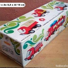Repuestos y piezas: MOLTO SERIE CENTAURO REF 709 - CAJA VACÍA. Lote 152522262
