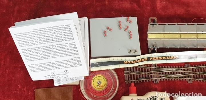 Repuestos y piezas: COLECCIÓN DE ACCESORIOS PARA MODELISMO FERROVIARIO. IBERTREN. SIGLO XX. - Foto 2 - 153164294